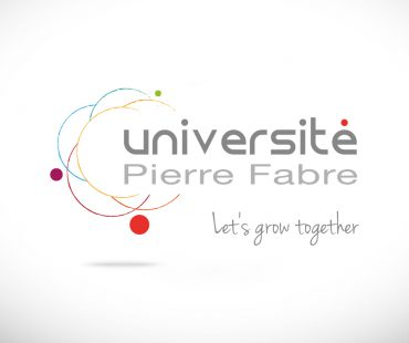 Logotype Université Pierre Fabre