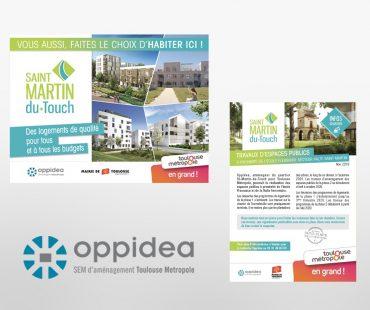 Oppidea – Saint Martin du Touch
