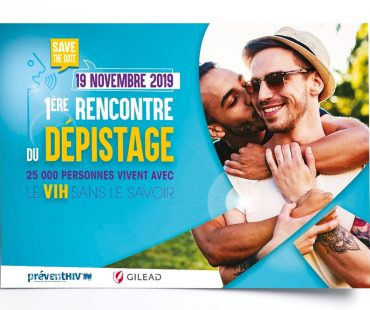 Recherches Campagne de dépistage VIH